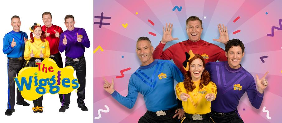 The Wiggles at TCU Place