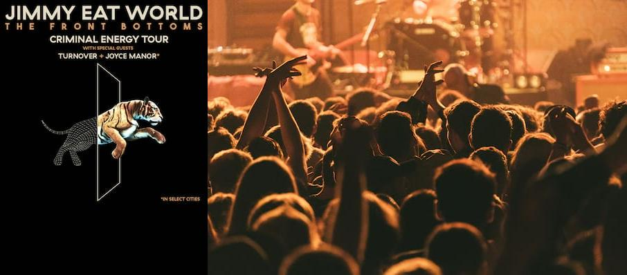 Jimmy Eat World at Coors Event Centre