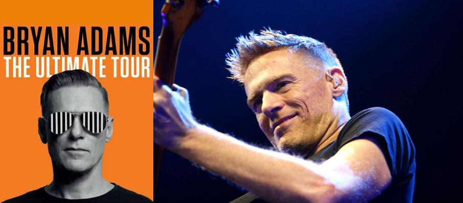 Bryan Adams at SaskTel Centre