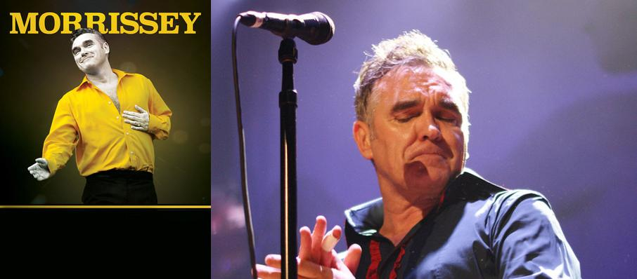 Morrissey at TCU Place