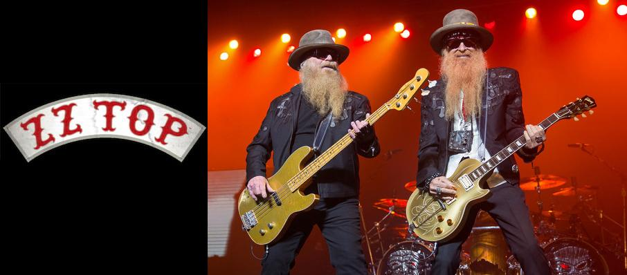 ZZ Top at SaskTel Centre