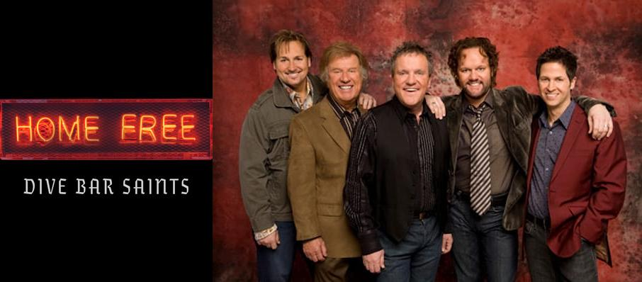 Home Free Vocal Band at TCU Place