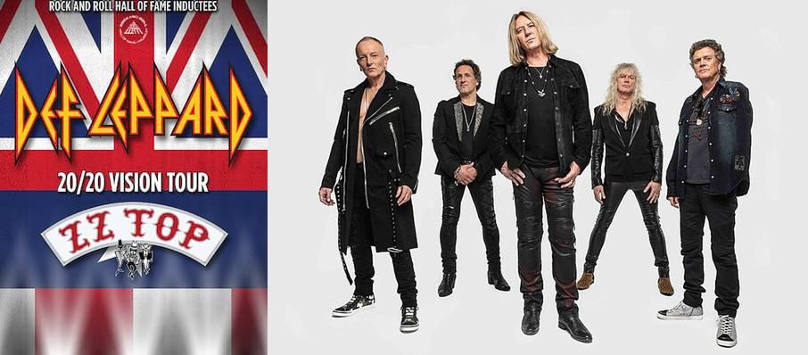 Def Leppard at SaskTel Centre