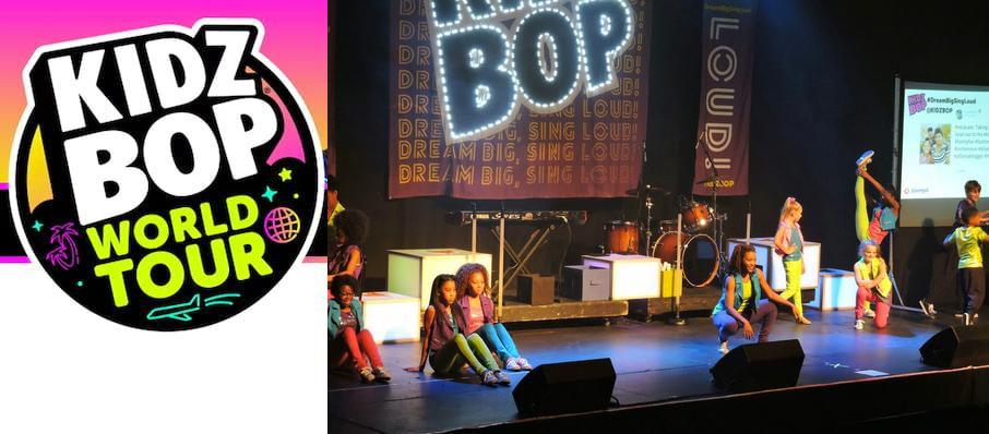 Kidz Bop Kids at TCU Place