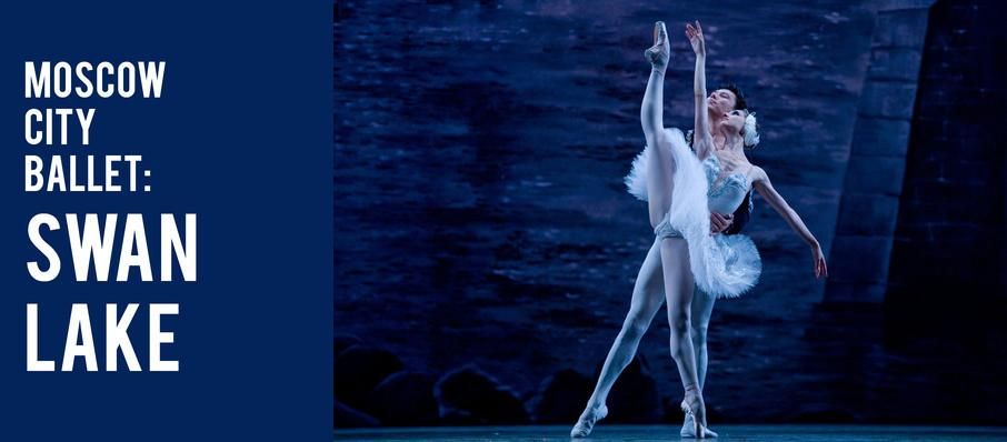Moscow City Ballet: Swan Lake at TCU Place