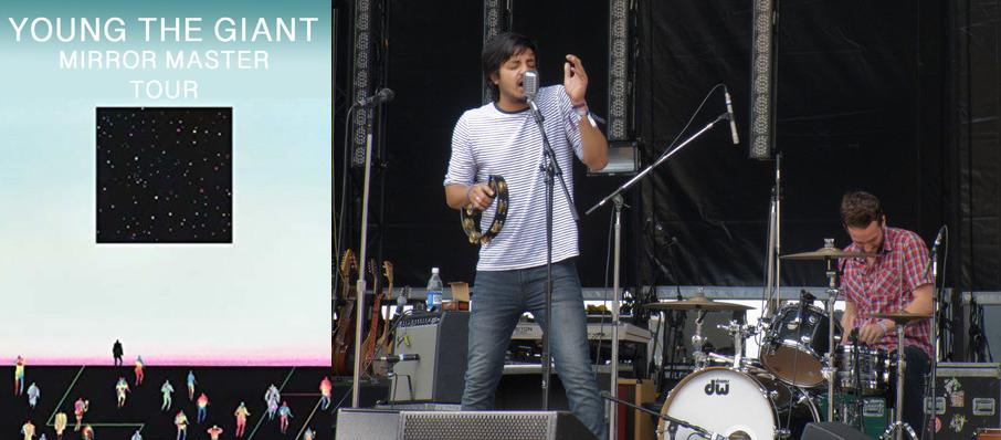 Young The Giant at The Odeon Event Centre