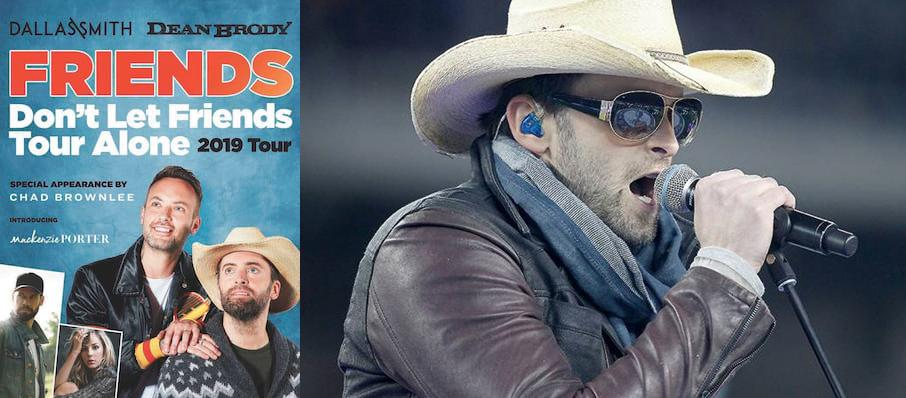 Dean Brody at SaskTel Centre