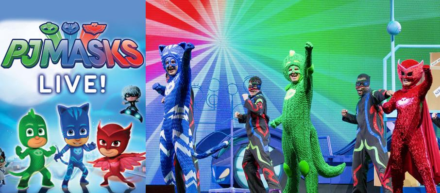 PJ Masks Live at TCU Place