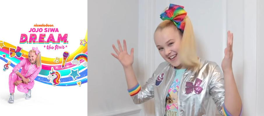 Jojo Siwa at SaskTel Centre