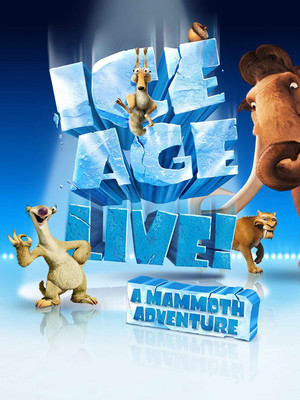 Ice Age On Ice, SaskTel Centre, Saskatoon