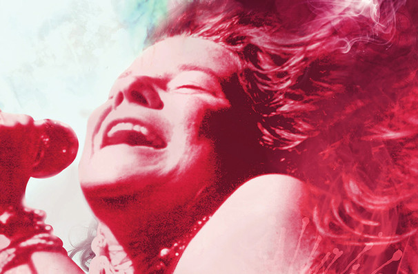 A Night With Janis Joplin, TCU Place, Saskatoon
