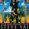 Steve Vai, The Odeon Event Centre, Saskatoon
